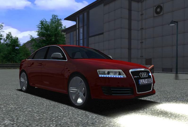 Audi RS4 – S3M5K Edit