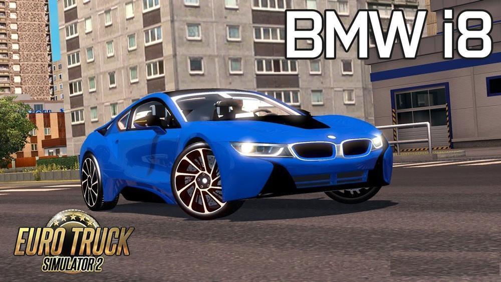 BMW i8 v4.0