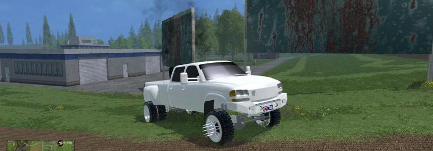 2006 GMC Sierra 3500HD Offroad v2