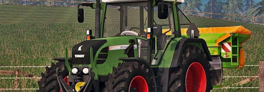 Fendt 312 Vario TMS Washable v1.0