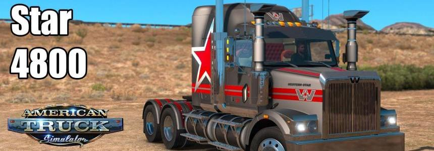 Western Star 4800 by RTA Mods