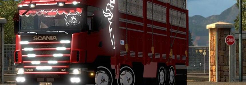 Scania 124G 1.24.x