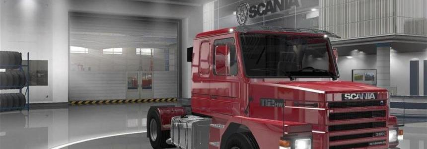 Scania 112-142 1.25.x and 1.24.x