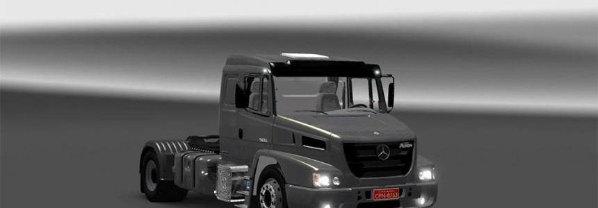 Mercedes Benz Atron 1.25.x and 1.24.x