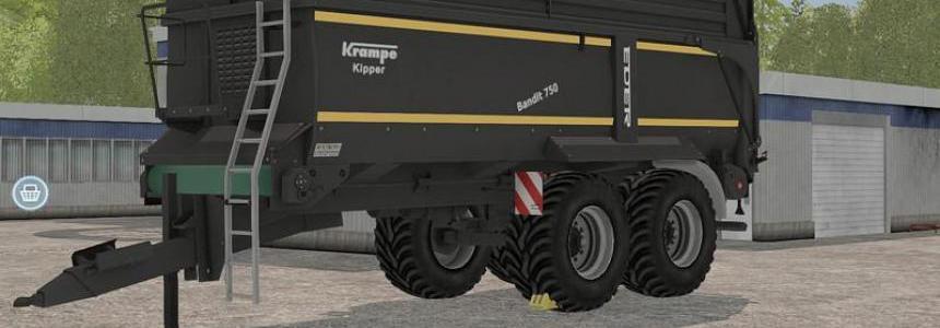 Krampe Bandit 750 BB v2