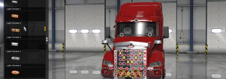 Accessories for trucks ATS 1.3.х - 1.4.0.11s