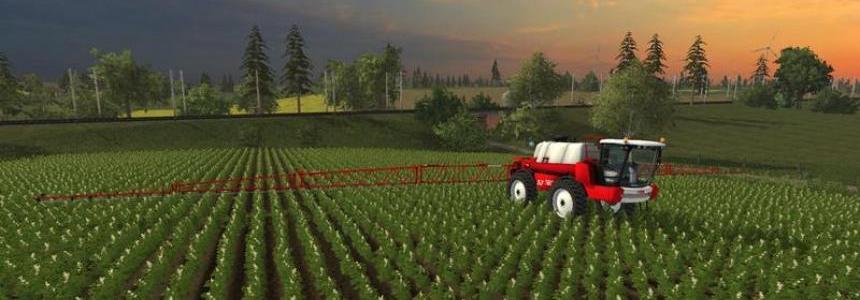 Agrifac condor v2.0