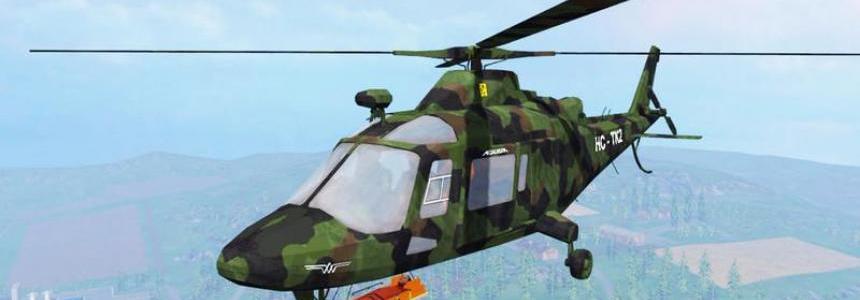 Agusta A.109 [camo] v1.0