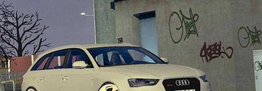Audi RS4 – CAR MOD – 1.25