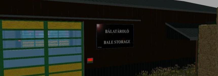 Balestorage v1
