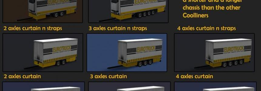 BDF Tandem Truck Pack v66
