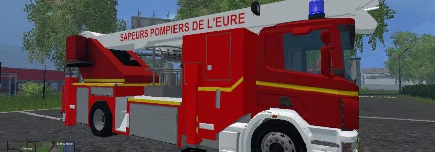 BEA SAPEURS POMPIERS DE L'EUR v1.0