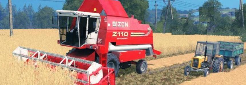 Bizon BS Z110 Farming 15 v1.0
