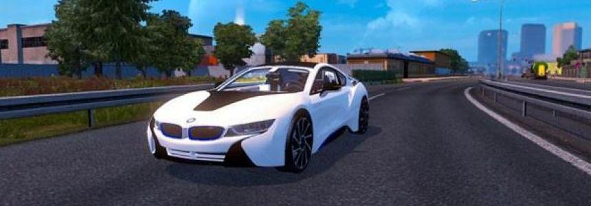 BMW i8 Hybrid Sound