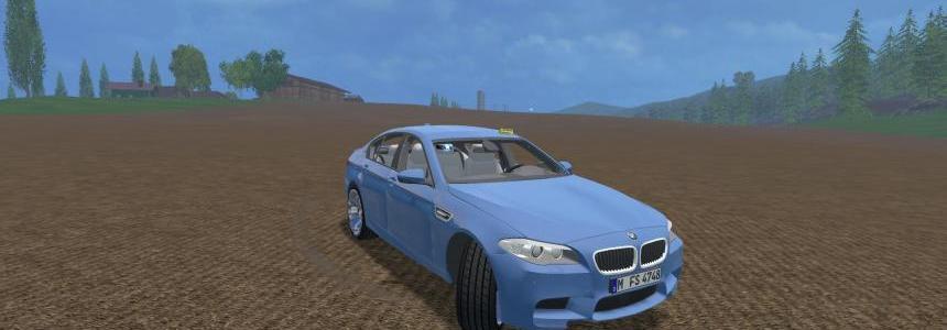 BMW M5 Zivil KdoW
