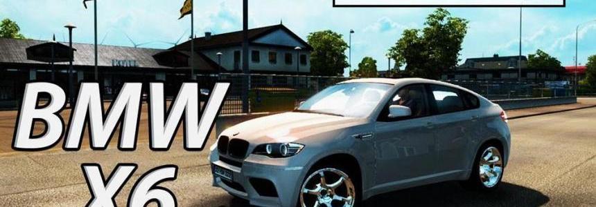 BMW X6 – 2016 v1.1