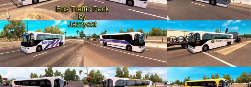 Bus traffic pack by Jazzycat v1.0.1