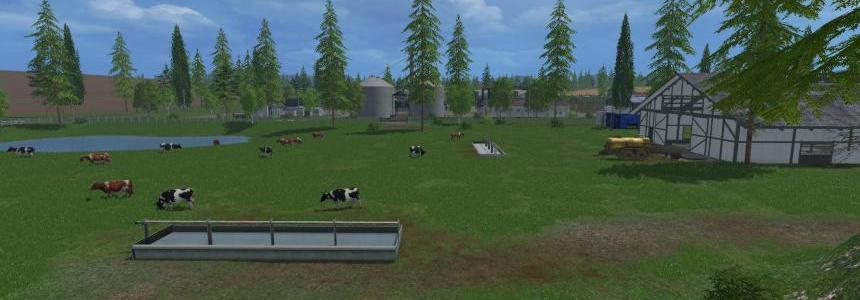 Cherry Hills 4x map by Stevie V1.1