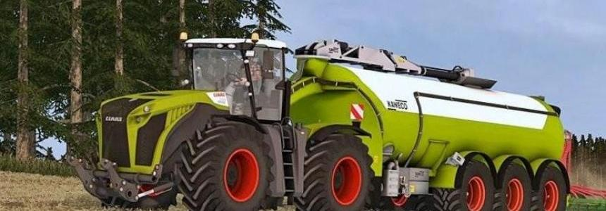 Claas Xerion 5000 v2
