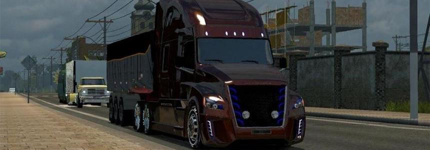 Daimler Freightliner Inspiration V4 – 1.25 FIX