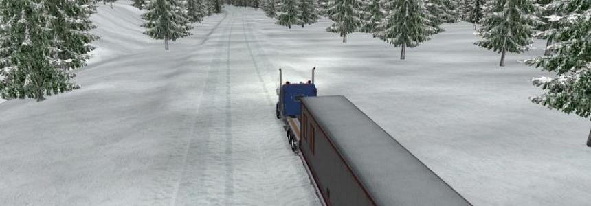 Dalton and Elliot Hwy Extreme Winter v1.2