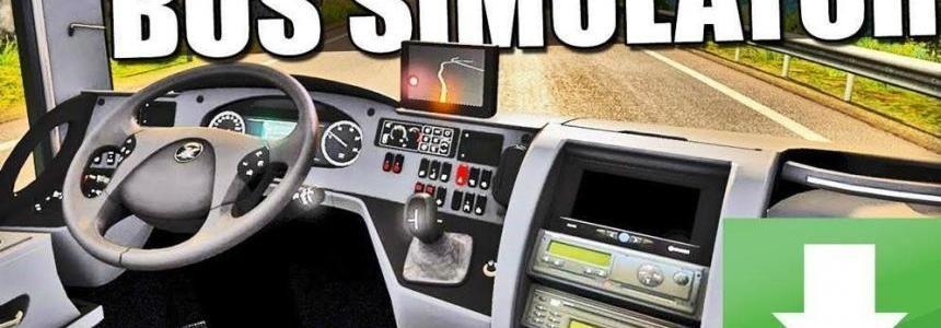 Ecs Drivers Realistic Bus 1.25-1.24