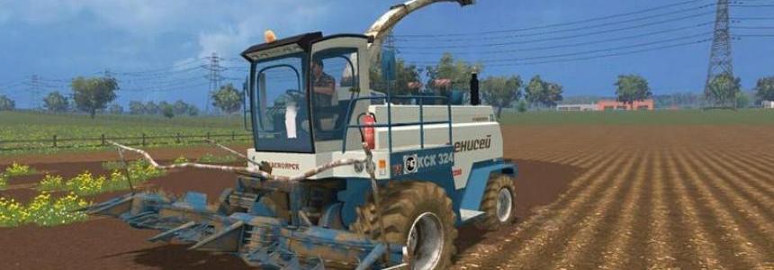 ENISEY 324 Farming simulator 15 v1.0