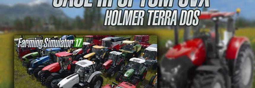 Farming simulator 17 - Case IH Optum CVX + Holmer Terra Dos
