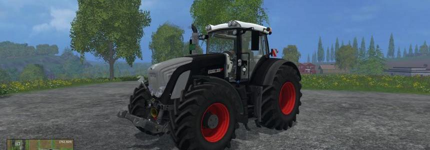 Fendt 939 Full black v1.0