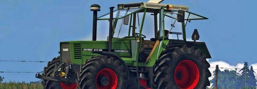 Fendt Favorit 615 LSA v1.0