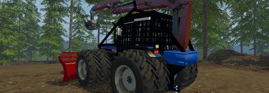 Ford 8340 Forestry  Version 1