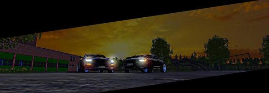 Ford Mustang Pack v1.0