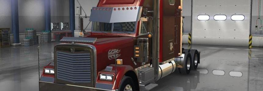 Freightliner Classic XL Custom edit