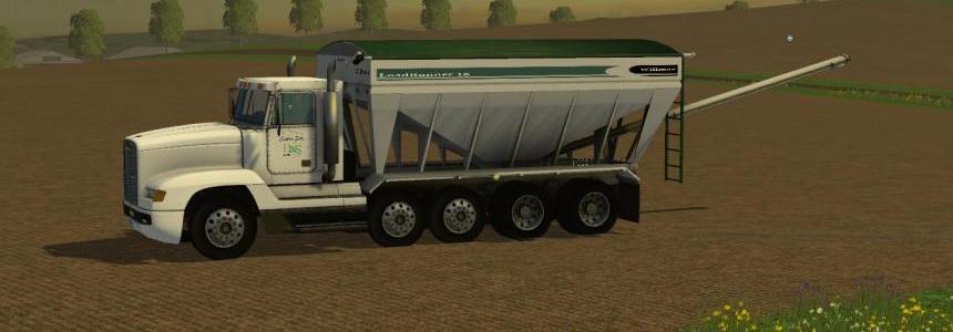 Freightliner Tender Truck v1