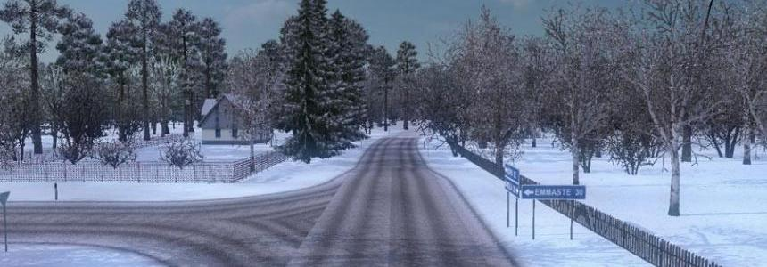 Frosty Winter Weather Mod v6.0