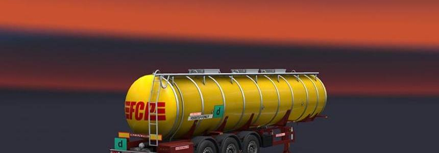 Full Paint Cistern DLC Schwarzmuller V1