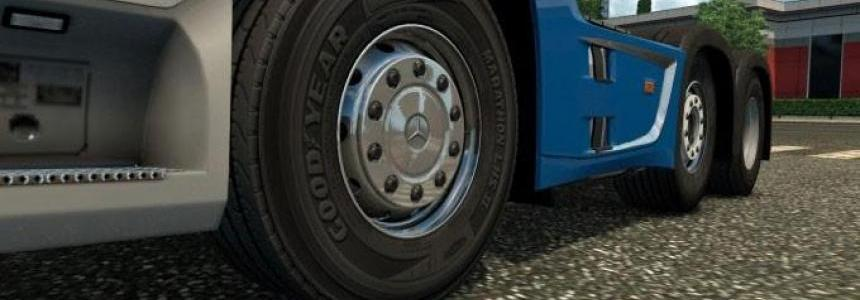 Goodyear Tires for 1.25x