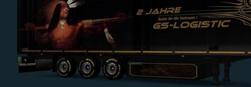 GS Logistic Jubileums Trailer