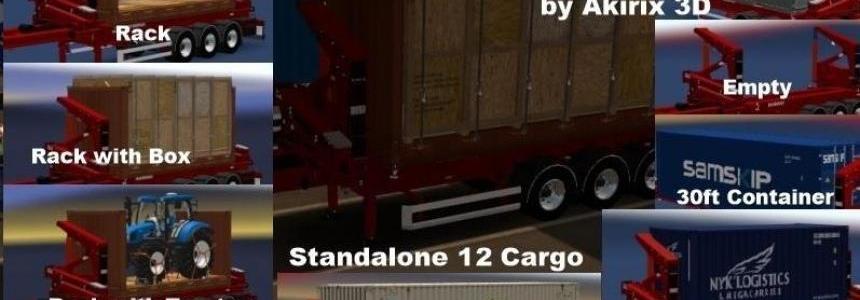 Hammar Container Lader v5.0