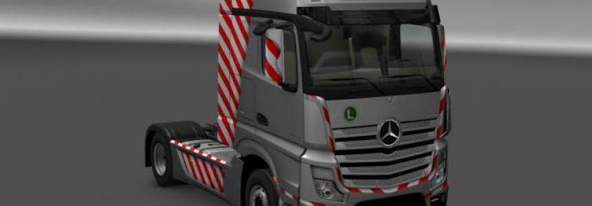 Headlamps with Hella logo 1.24.h - 1.25.0.8s