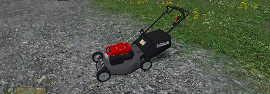 Honda push mower v1