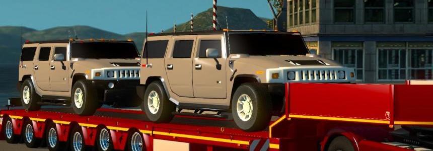 Hummer trailer 1.25