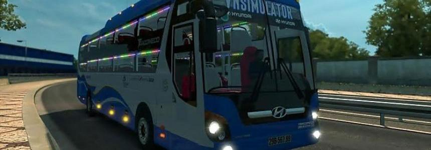 Hyundai Universe Noble Rework 1.3 for v1.25