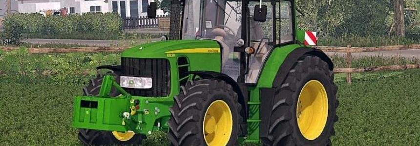 JD 6830 Premium Washable v1.0