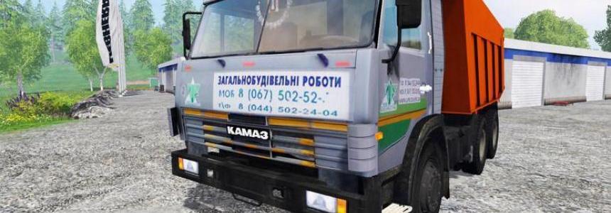 KAMAZ 6520 v1.0