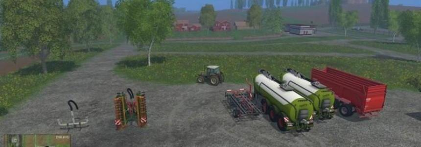 Kaweco barrel for Claas 5000 v1.1