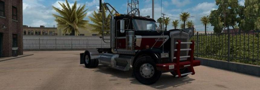 Kenworth W900 Day Cab Heavy Duty