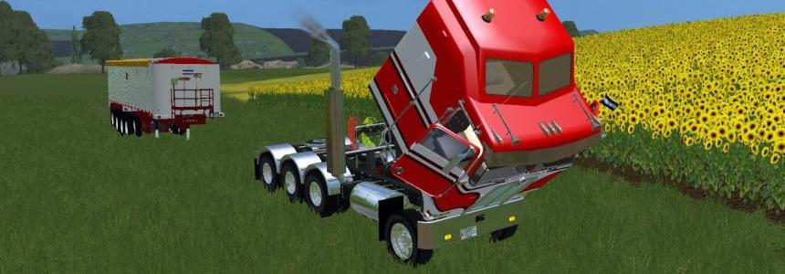 Kenworth K100 Cab Over v2