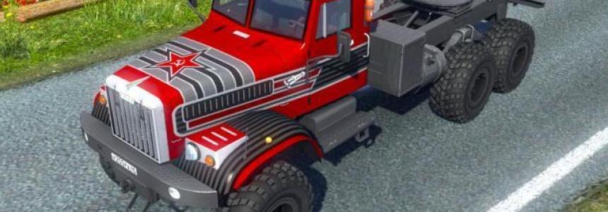 KrAZ-255 Modernization 1.24.x - 1.24.4.3s