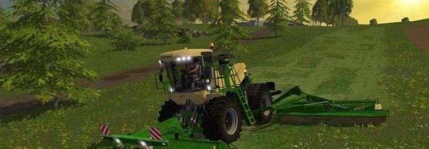 Krone Big M500 Farming 15 v1.0